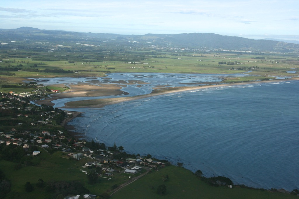 Waihi Harbour WMR Eastern Section. (138)