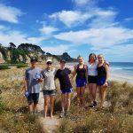 Students from Hawaii Visit Maketu